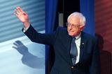 DEM 2016 Clinton Sanders