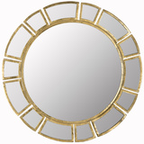 Deco Sunburst Mirror