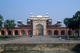 Tomb of Akbar  Third Mughul Emperor  1605-1613  Sikandra  India