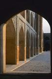 Friday Mosque  Isfahan  Iran  12-15Th Detail: Northern Riwak (Porch) with Pointed Arches