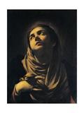 Grieving Madonna  1624-25