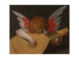 Musician Angel  1521