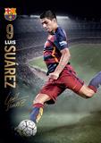 Barcelona Suarez Action 15/16