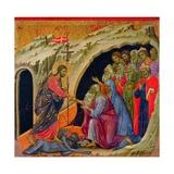 The Maestà: Christ's Descent to Limbo