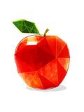 Apple Reproduction d'art par Enrico Varrasso