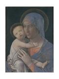 Madonna and Child  1470-80