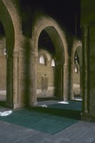 Mosque of Ibn Tulun  876-879  Cairo  Egypt  Detail of Arches Dividing the Immense Prayer Hall