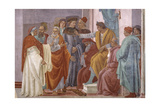 St Peter and St Paul  Dispute with Simon Magus