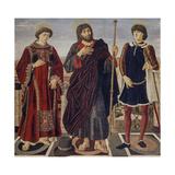 Altarpiece of the Three Saints
