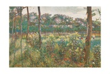 Lombard Countryside  1908