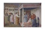 Raising of Tabitha  1424-25