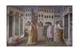 Healing of the Crippled Man  1424-25