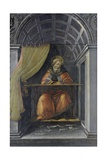 St Augustine in His Study  1490-94