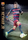 Barcelona Neymar Action 15/16