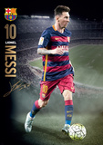 Barcelona Messi Action 15/16