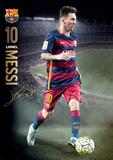 Barcelona Messi Action 15/16