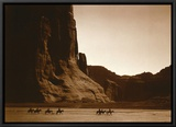 Navajos  Canyon De Chelly  c1904