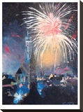 Landshut Bavaria Fireworks