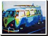 The Blue Surf Bus