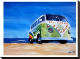 The California Dreaming Surf Bus