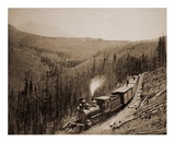 Marshall Pass  Colorado  Westside  1880-1881