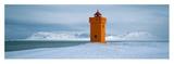 Krossnes lighthouse  Iceland
