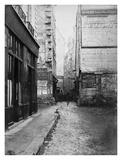 Paris  1860-1870 - Rue Tirechappe