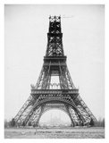 The Eiffel Tower  November 23  1888