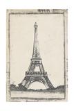 Sketch of Eiffel