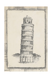 Sketch of Pisa