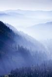 Blue Ridges Reproduction d'art par Paul Edmondson