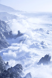 Big Sur Wave 1 Reproduction d'art par Paul Edmondson