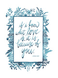 Love Quote II