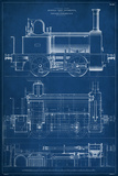 Locomotive Blueprint II