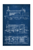 Locomotive Blueprint I