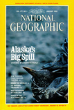 Cover of the January  1990 National Geographic Magazine