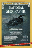 Cover of the December  1970 National Geographic Magazine