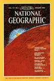 Cover of the January  1980 National Geographic Magazine