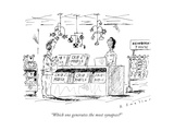 """""""Which one generates the most synapses"""" - New Yorker Cartoon"""