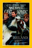 Cover of the September  1995 National Geographic Magazine