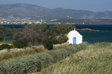 A Small Chapel Beside the Aegean Sea