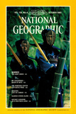 Cover of the October  1980 National Geographic Magazine