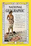 Cover of the July  1962 National Geographic Magazine