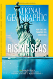 Cover of the March  2013 National Geographic Magazine