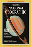 Cover of the July  1981 National Geographic Magazine
