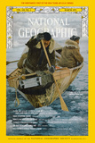 Cover of the March  1973 National Geographic Magazine