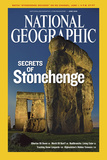 Cover of the June  2008 Issue of National Geographic Magazine