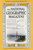 Cover of the December  1959 National Geographic Magazine