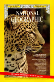 Cover of the February  1972 National Geographic Magazine
