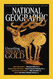 Cover of the June  2003 Issue of National Geographic Magazine